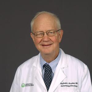 Dr. Reginald J. Brooker, MD - Greenville, SC - Hematology & Oncology