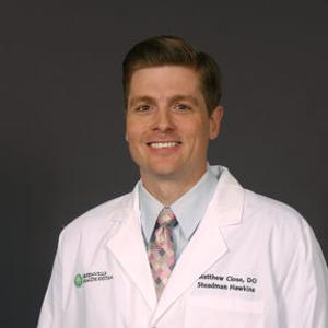 Dr. Matthew A. Close, DO