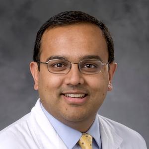 Dr. Manesh R. Patel, MD