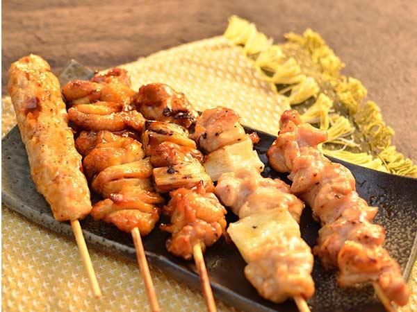 Chicken Yakitori Satay Style Recipe