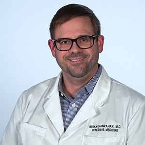 Dr. Brian W. Hanrahan, MD - Richmond, VA - Internal Medicine