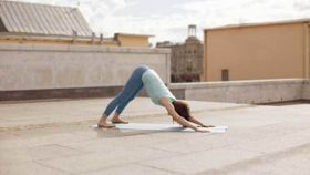 Is There a Problem with the Downward Dog Position in Yoga That I Should Watch Out for?