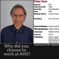 Dr. Peter Sam, MD - Oakland, CA - undefined
