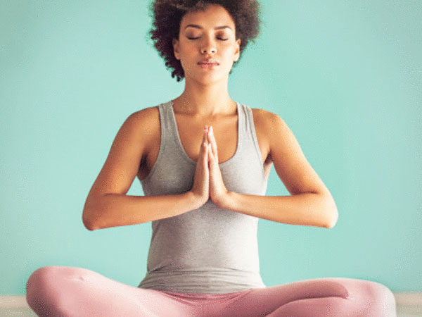 Yoga Poses in 12 Easy Steps