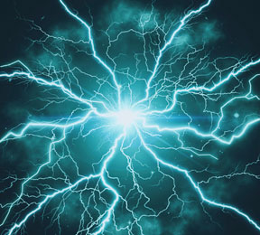 Lightning Strikes Forecast Migraine Pain