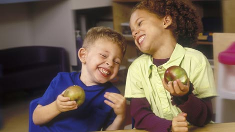 Healthy Eating For Children & Teens