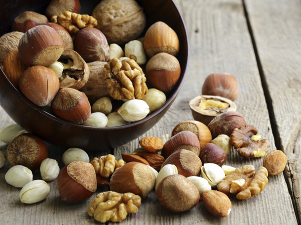 The Best Nuts for Your Health