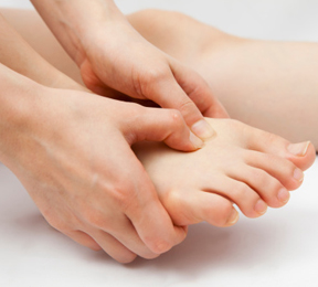 Two Simple Ways to Take Care of Your Feet