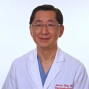 James C. Ong, MD