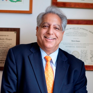 Dr. Sanjiv Chopra, MD