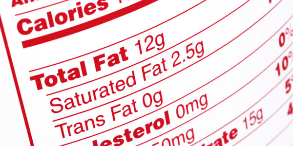 The Fats in Your Food