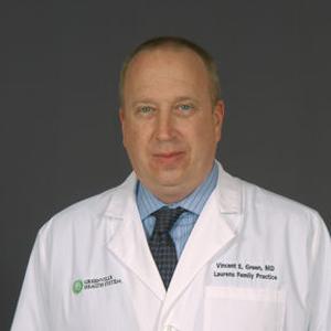 Dr. Vincent E. Green, MD