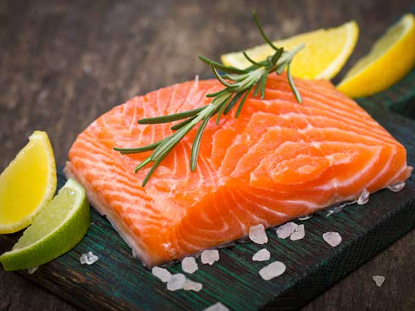 Benefit from Seafood and Omega-3s