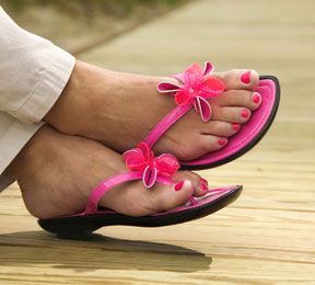 "Are Your ""Comfortable"" Spring Shoes Causing Foot Pain?"