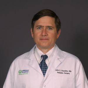 Dr. John C. Chandler, MD