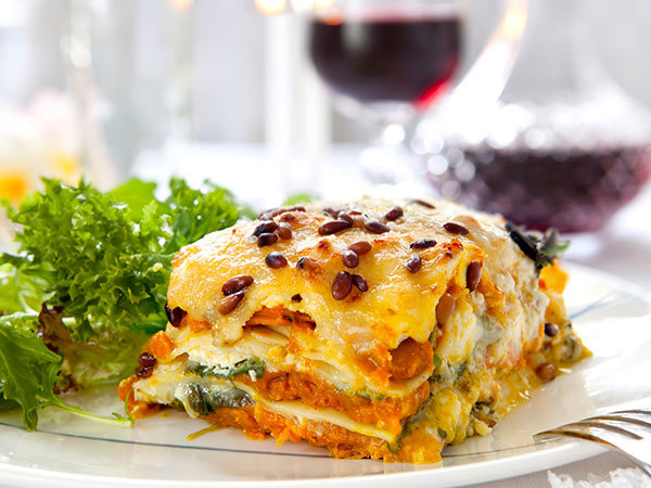 Serve This Awesome Lasagna
