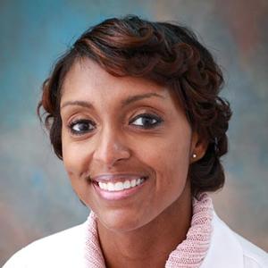 Dr. Ebony N. Raymond, DO
