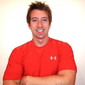 James Everett, NASM Elite Trainer