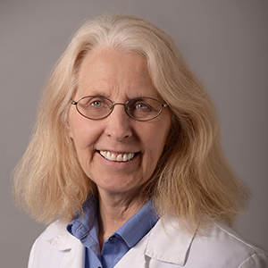 Dr. Mary C. McCrossan, MD