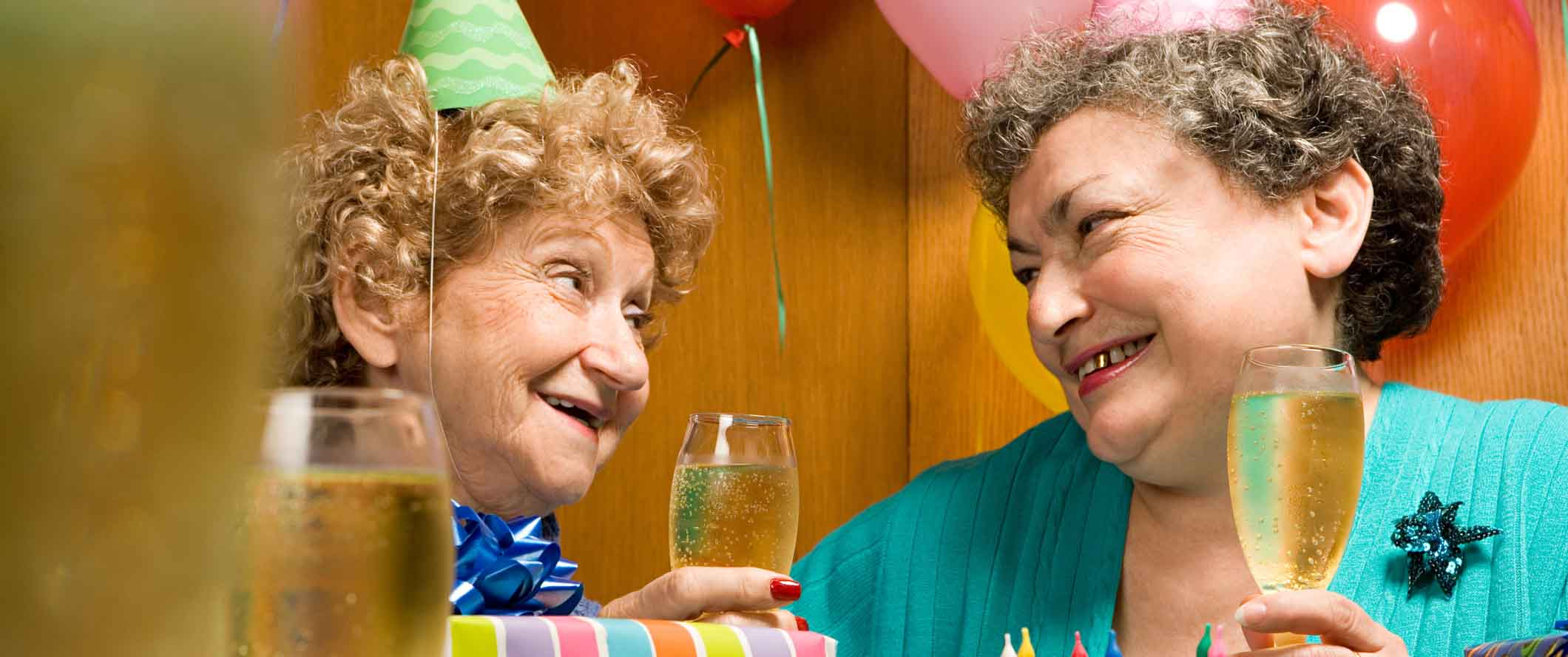 Spend Time with Friends to Live Longer