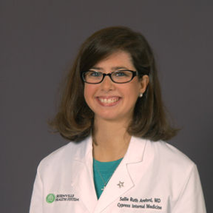 Dr. Sallie R. Areford, MD