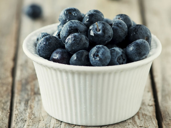 Blueberries Any Way