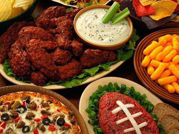 5 Healthy Super Bowl Snacks