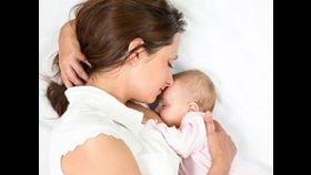 Breastfeeding Provides Ideal Nutrition for Babies