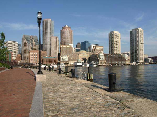 5. Boston, MA