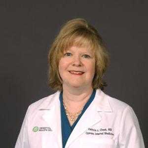 Dr. Patricia L. Cheek, MD