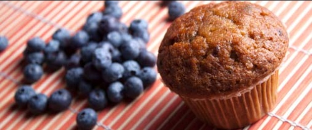 Breakfast Blueberry mmmm...Muffin