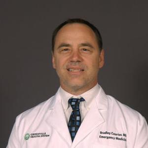 Dr. Bradley J. Courter, MD