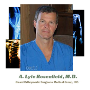 Dr. Lyle A. Rosenfield, MD