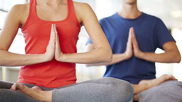 Try Yoga for Better Health