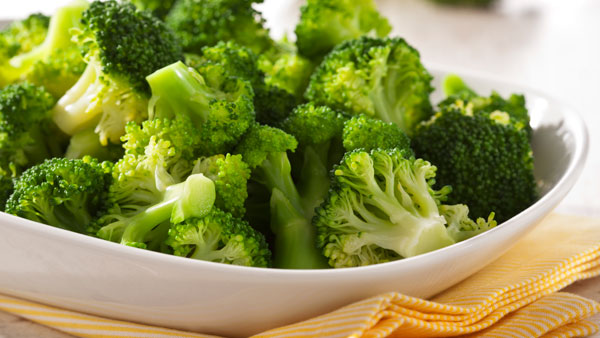 Eat Broccoli for a Happy Colon