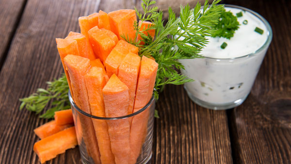 How Carrots Can Help You Live Longer