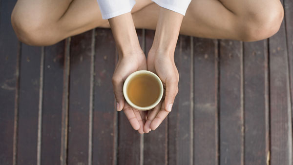 Soothe Stress With Laughter, Tea and Qi-Gong