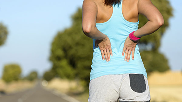 Why Might I Have Pain In My Back When I Am Running?