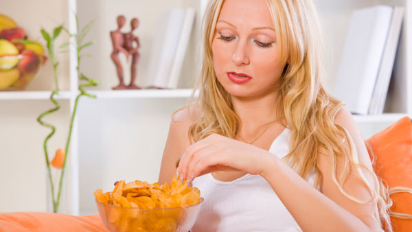 What Can I Do to Stop Mindless Eating?