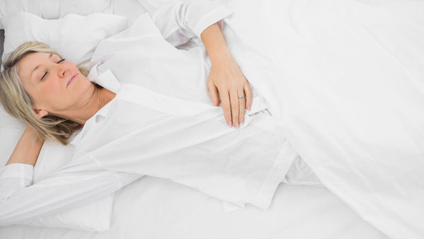 Why Do Women Get More Night Sweats After 40?