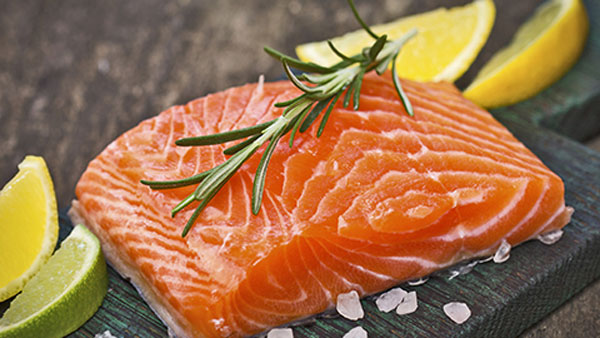 Eat More Salmon to Relieve Pain