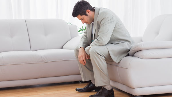 Is loss of libido and erectile dysfunction common in depression?