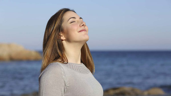 Deep Breathe to Lower Your Blood Pressure in Just 30 Seconds