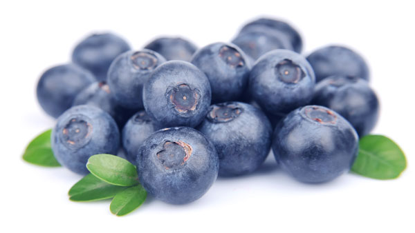 Snacking on Blueberries May Reduce Bad Cholesterol Levels