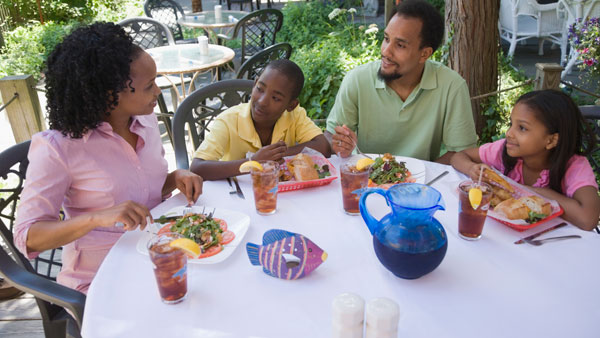 Learning to Eat Out with Type 2 Diabetes