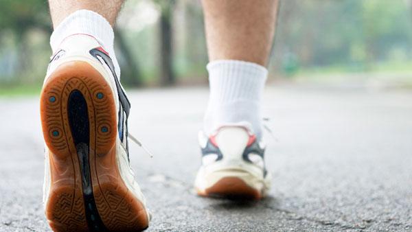 Walking Marathons and No Holding Back!