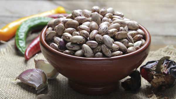 Eat Pinto Beans for Lower Cholesterol