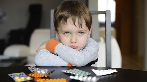Are Children Overmedicated for Disorders Like ADHD?
