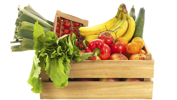 5 Fruits and Veggies a Day Keep Cancer Away