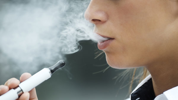 Teenagers Are Lighting Up E-Cigarette Sales